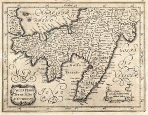 Cartina Igm Puglia.Puglia Basilicata Archivi Idea Rare Maps
