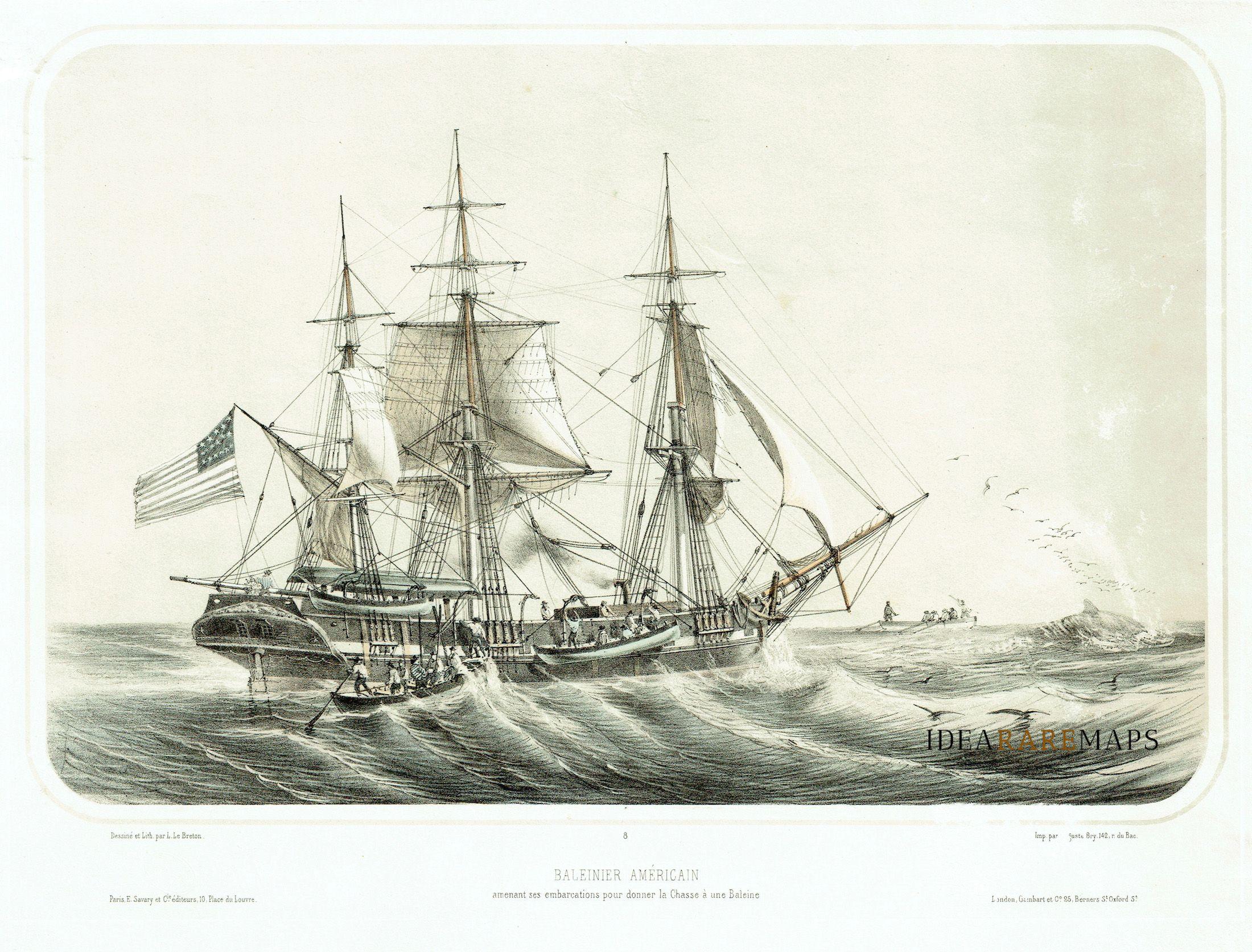 america whaling lebreton idea
