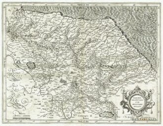 Cartina Geografica Dettagliata Dell Umbria.Umbria Archivi Idea Rare Maps