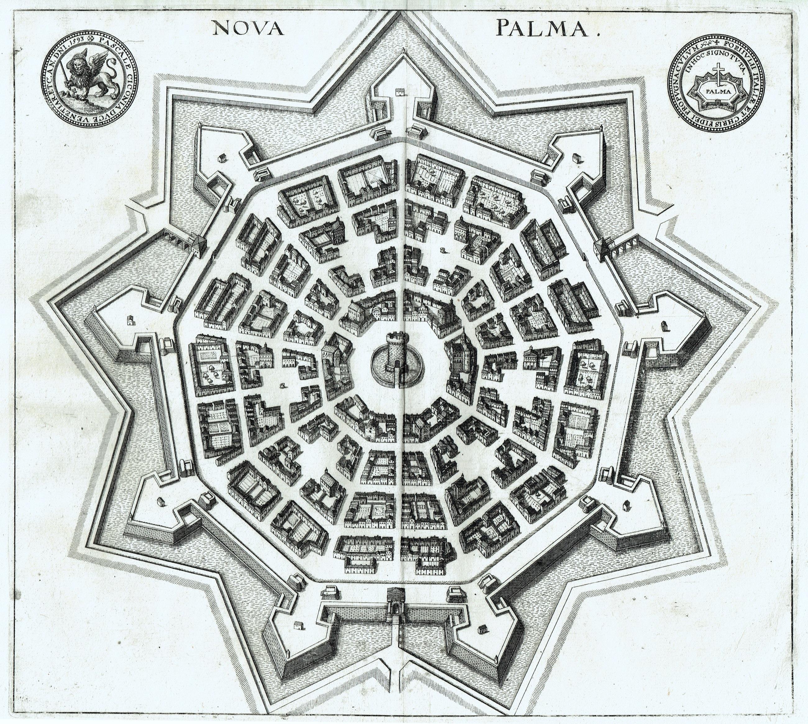Friuli venezia giulia archivi idea rare maps for Palma pianta