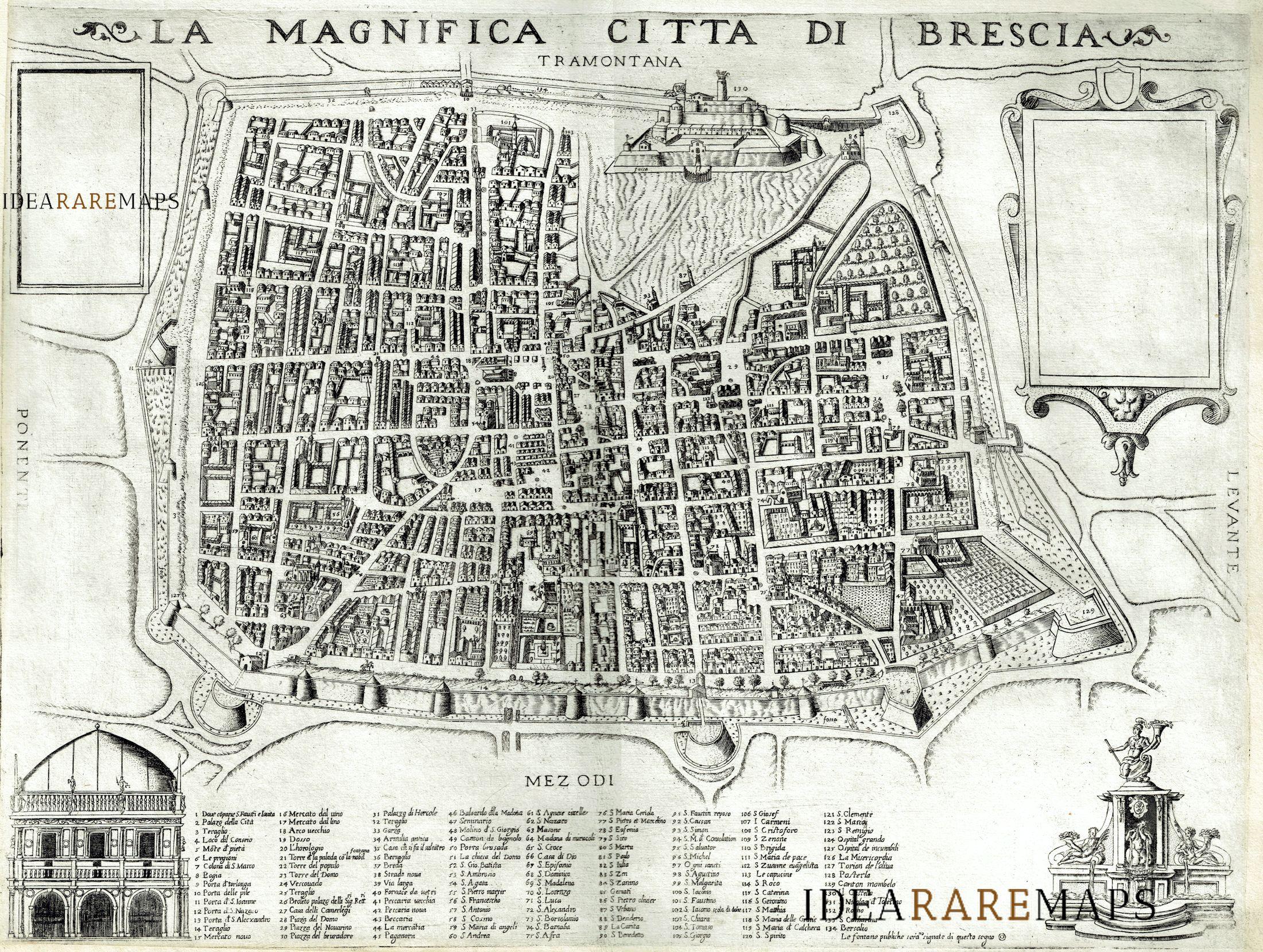 rascicotti brescia idea rare maps