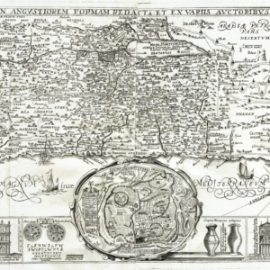 Chorographia Terrae Sanctae in Angustiorem Formam Redacta, et ex Variis Auctoribus…