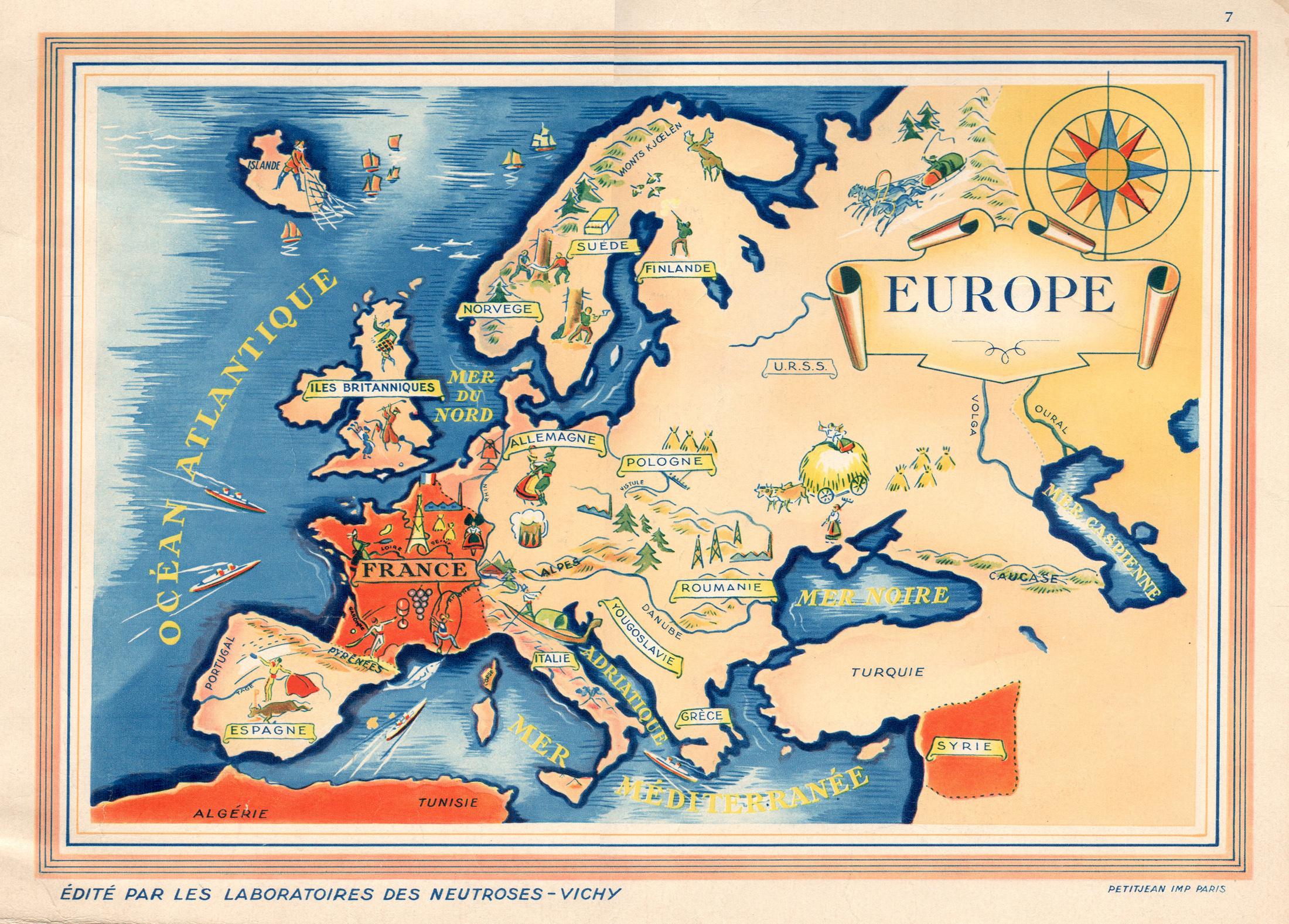 vichy-europa
