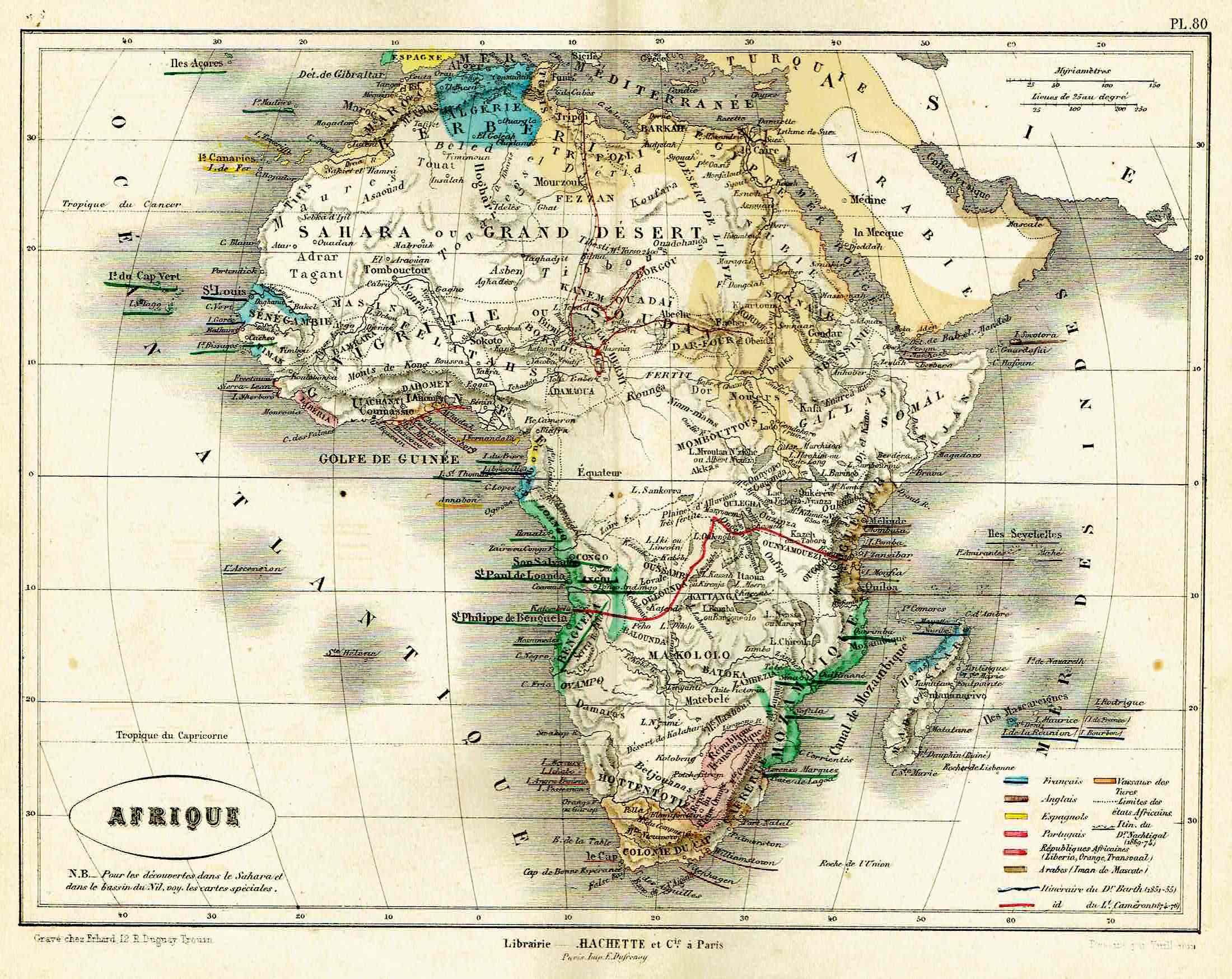 africa vorzet