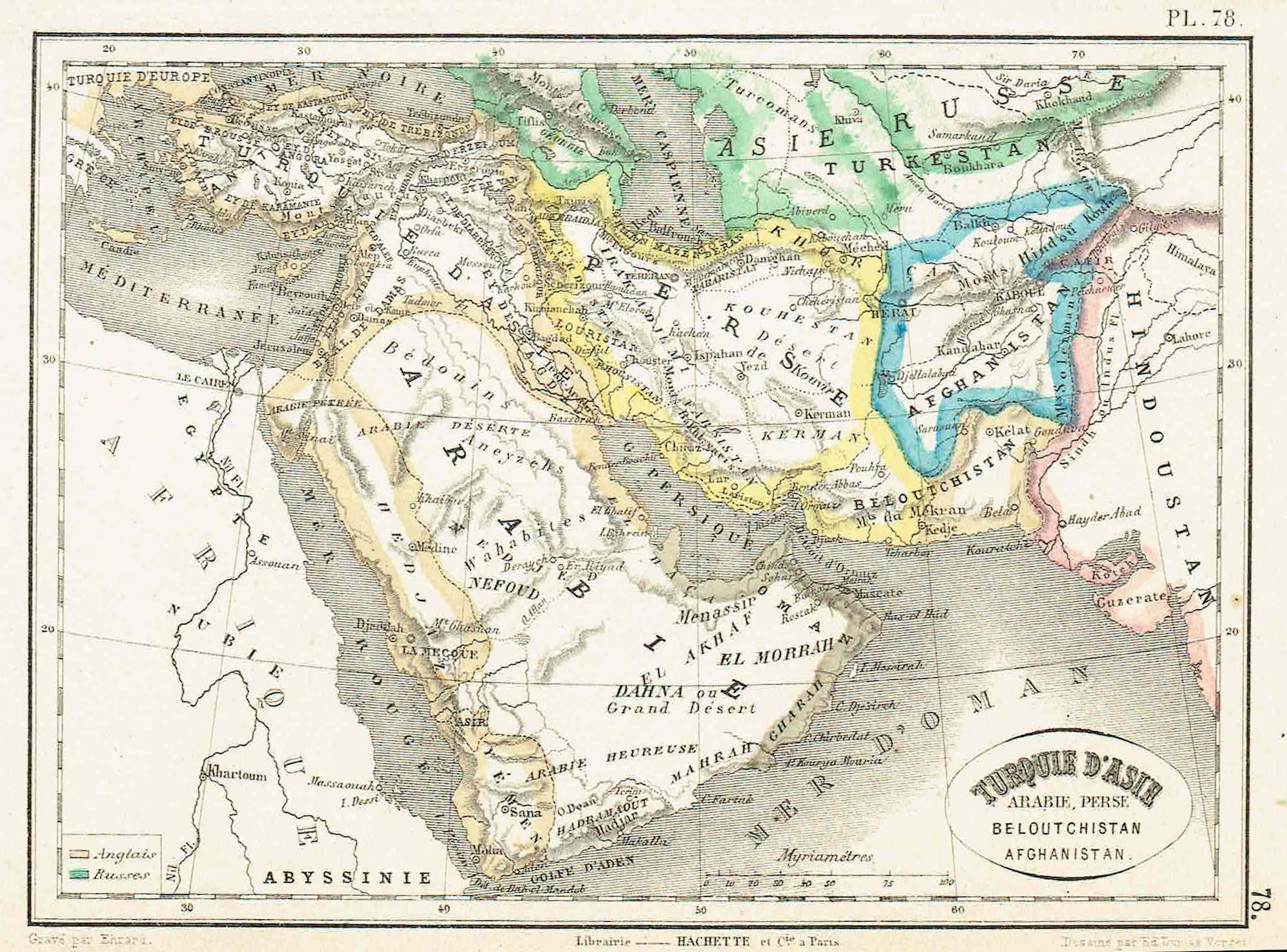 arabia vorzet
