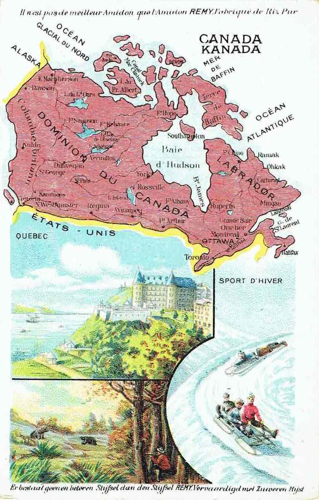 carta canada remy