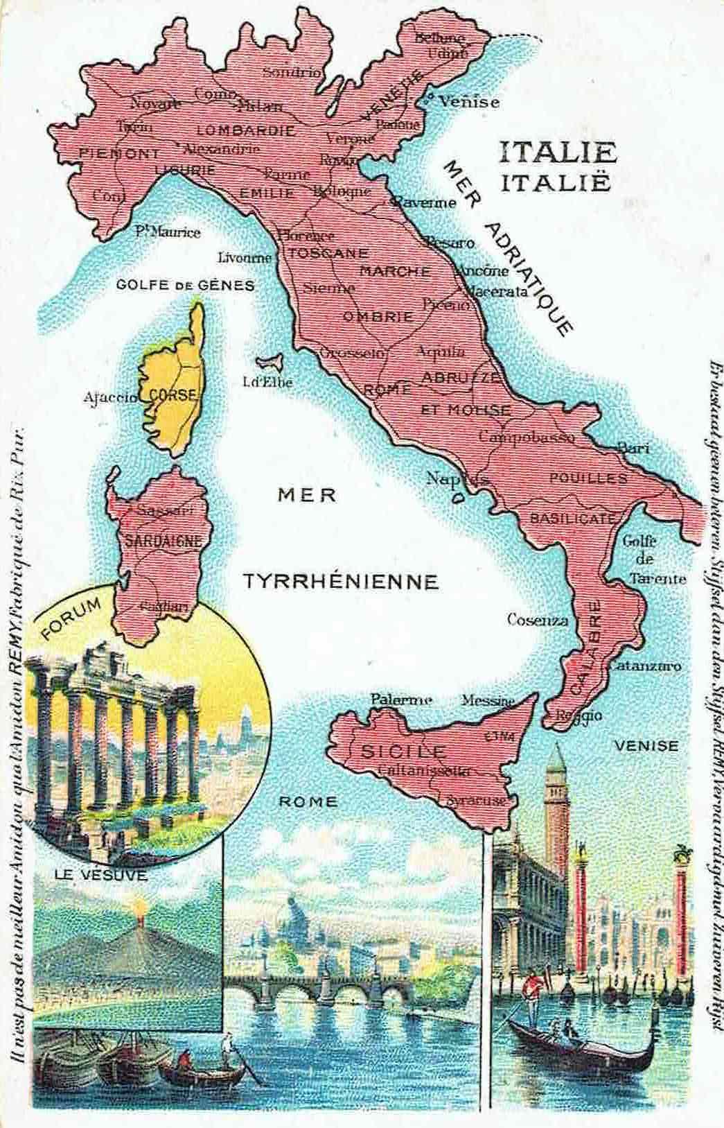 carta italia remy