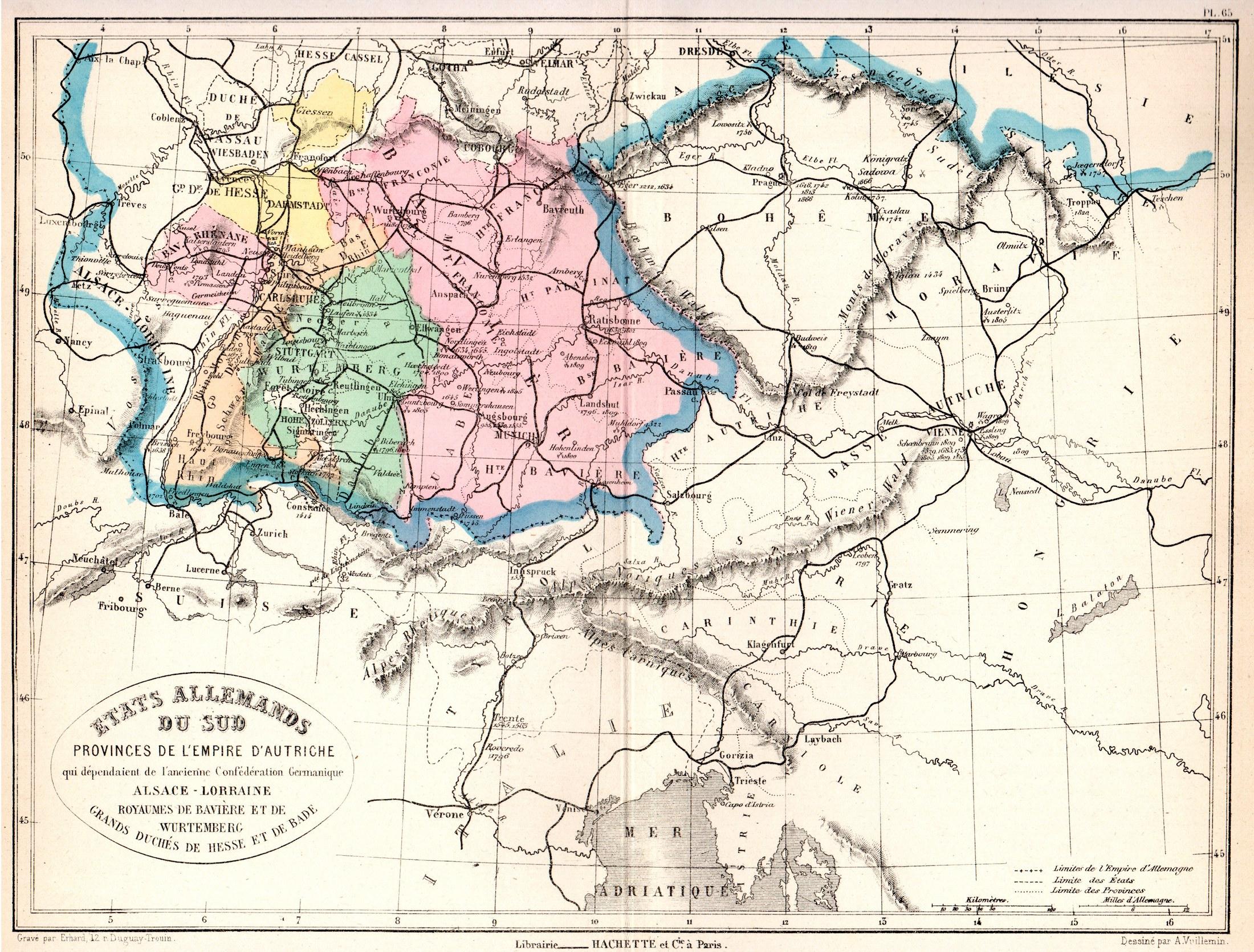 germania sud vorzet