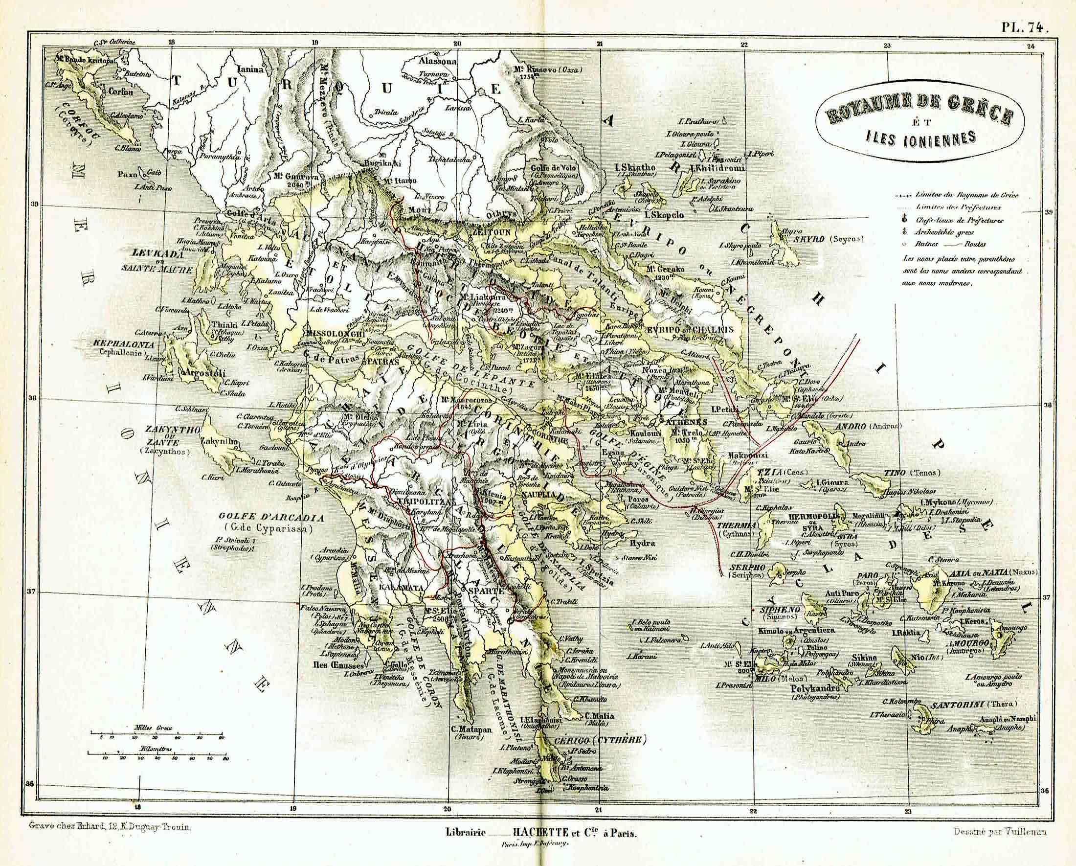 grecia ionica vorzet