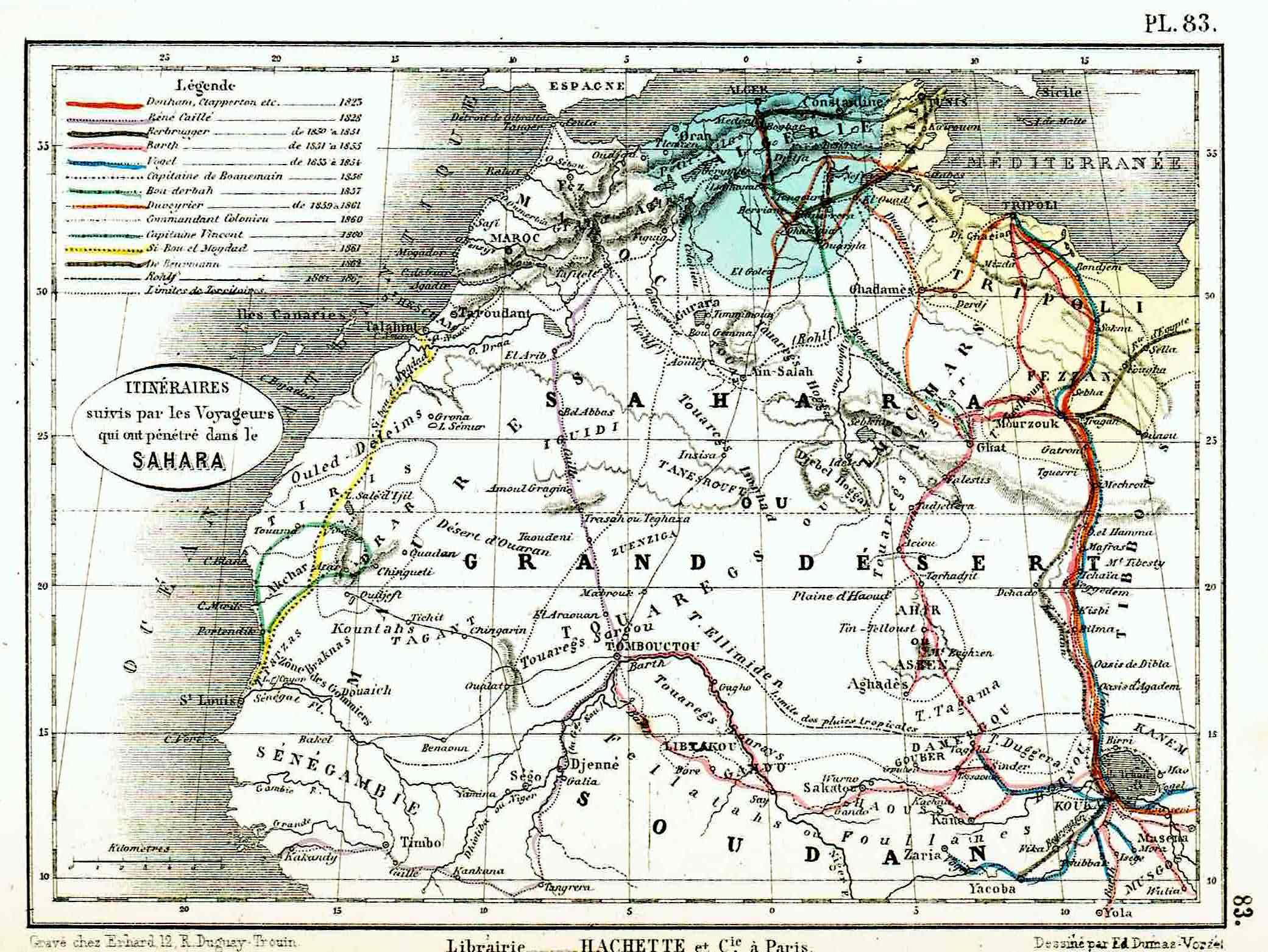 sahara vorzet