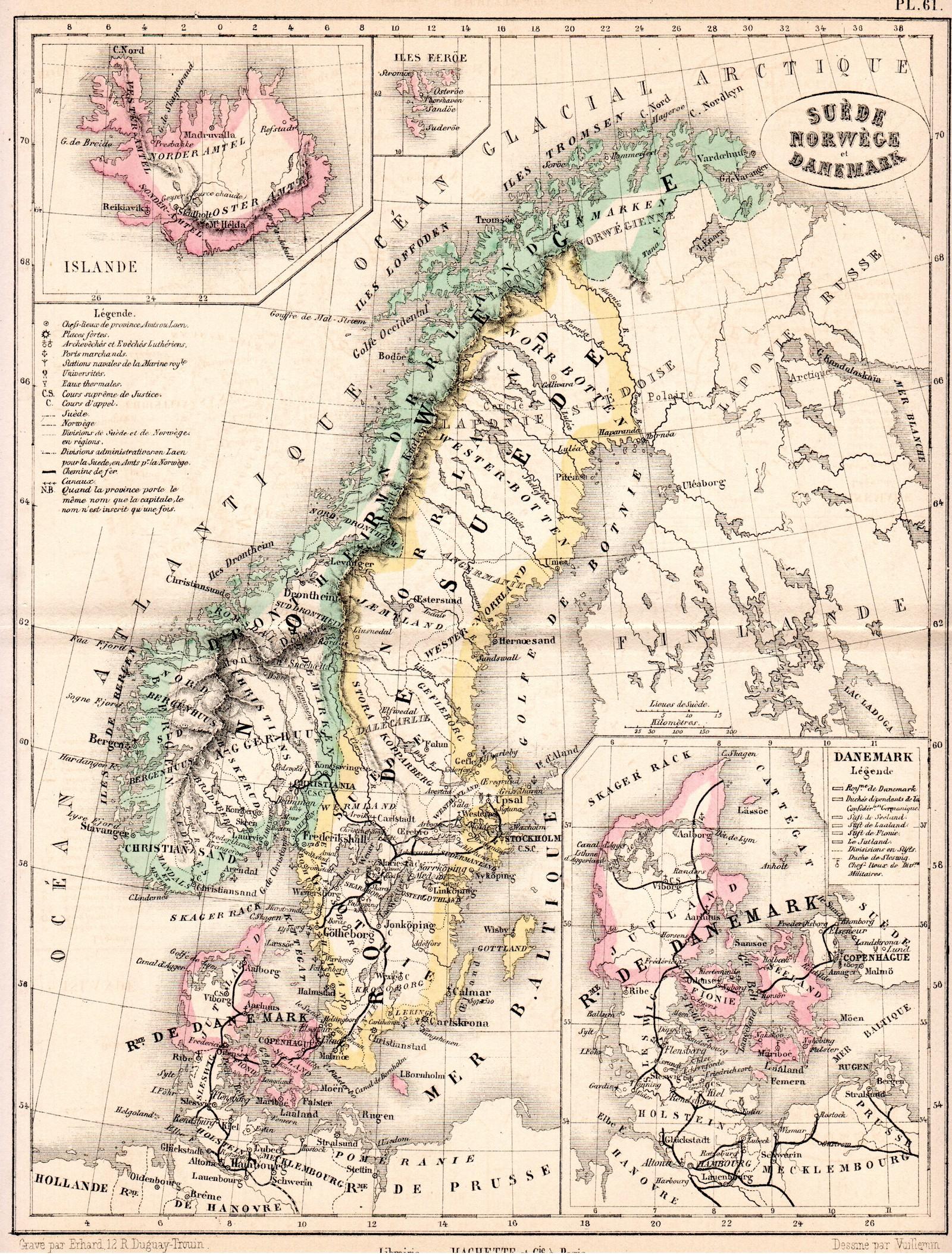 scandinavia vorzet