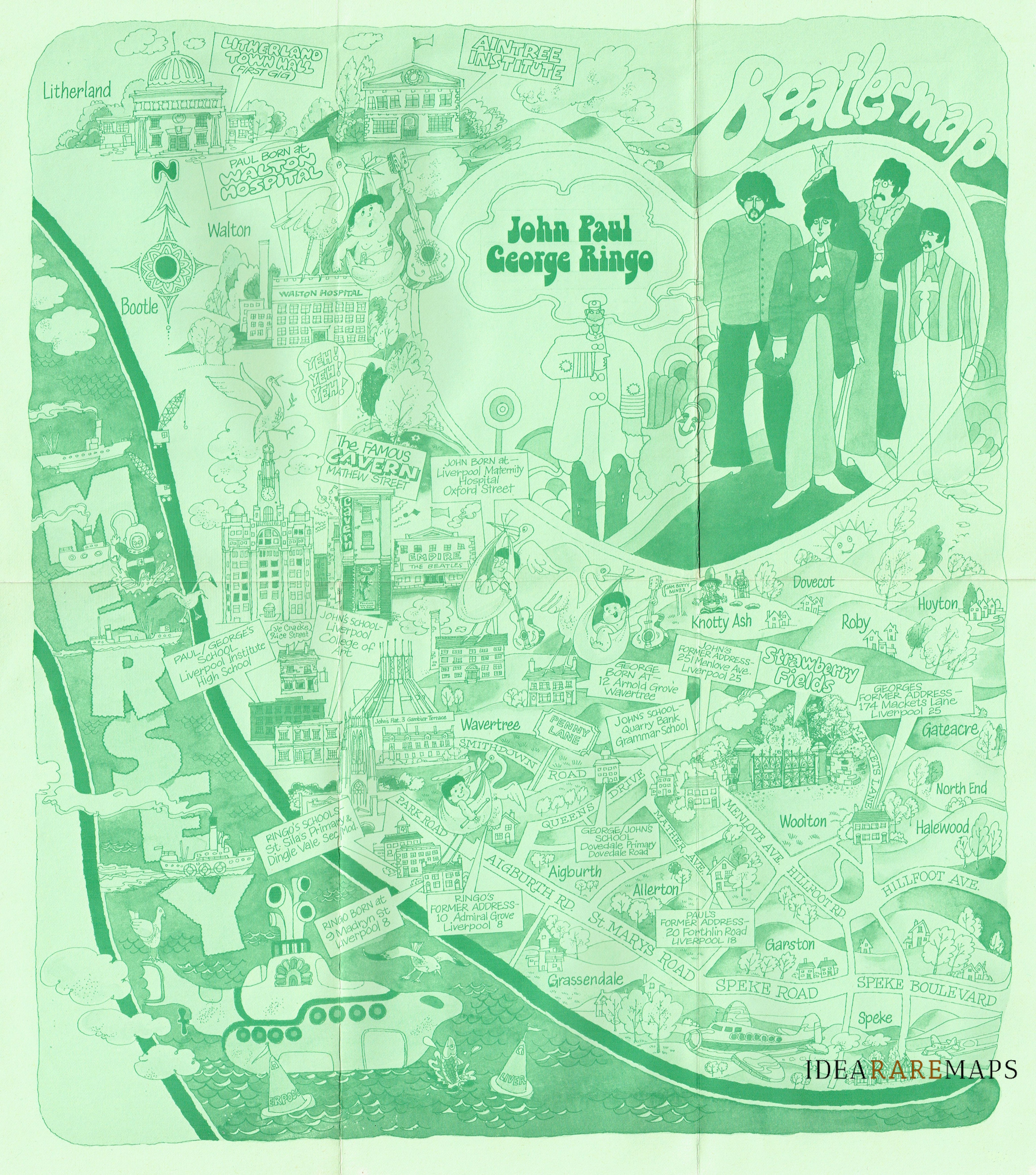 Cartina Geografica Dettagliata Scozia.Gran Bretagna Archivi Idea Rare Maps