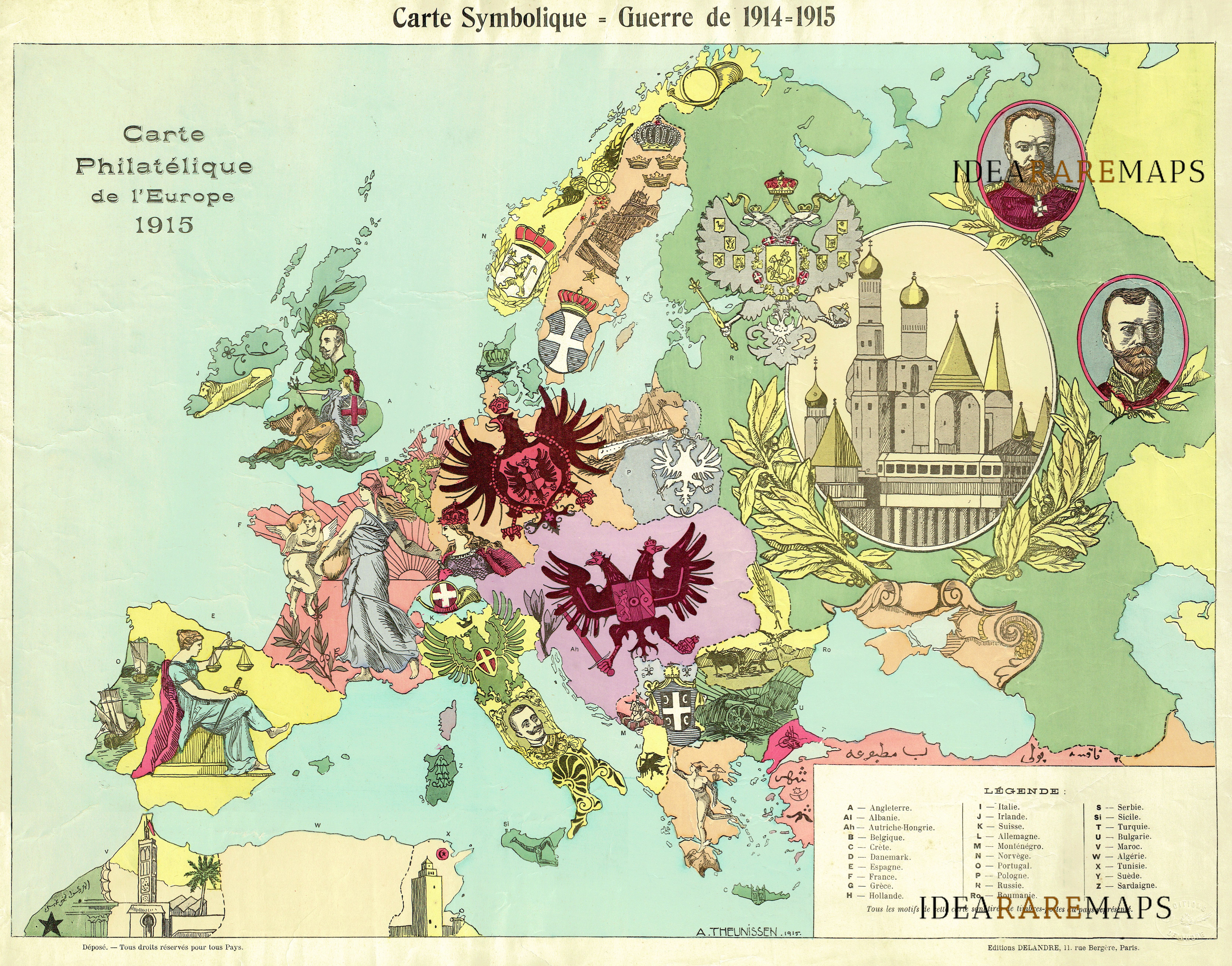 Political Map Of Europe on