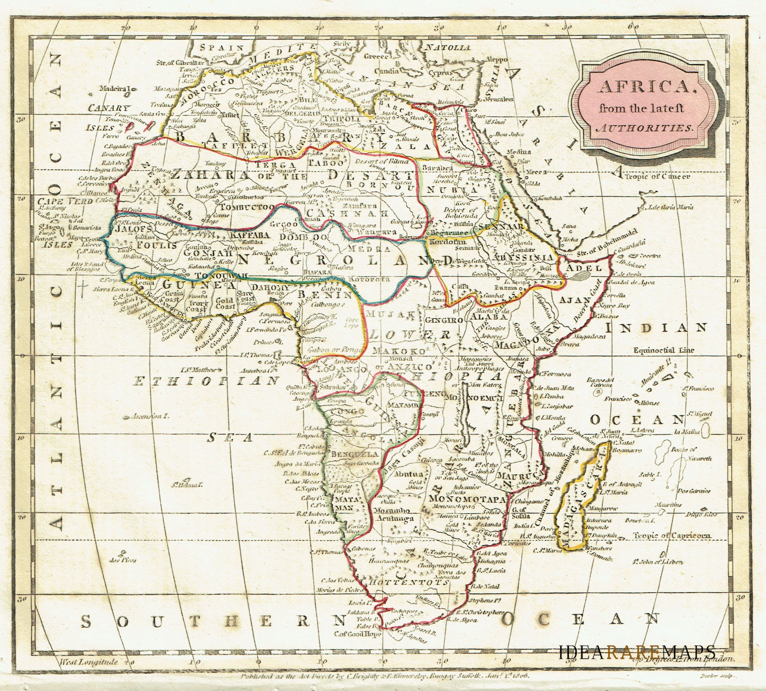 Map Of Africa Song.Africa From The Best Authorities