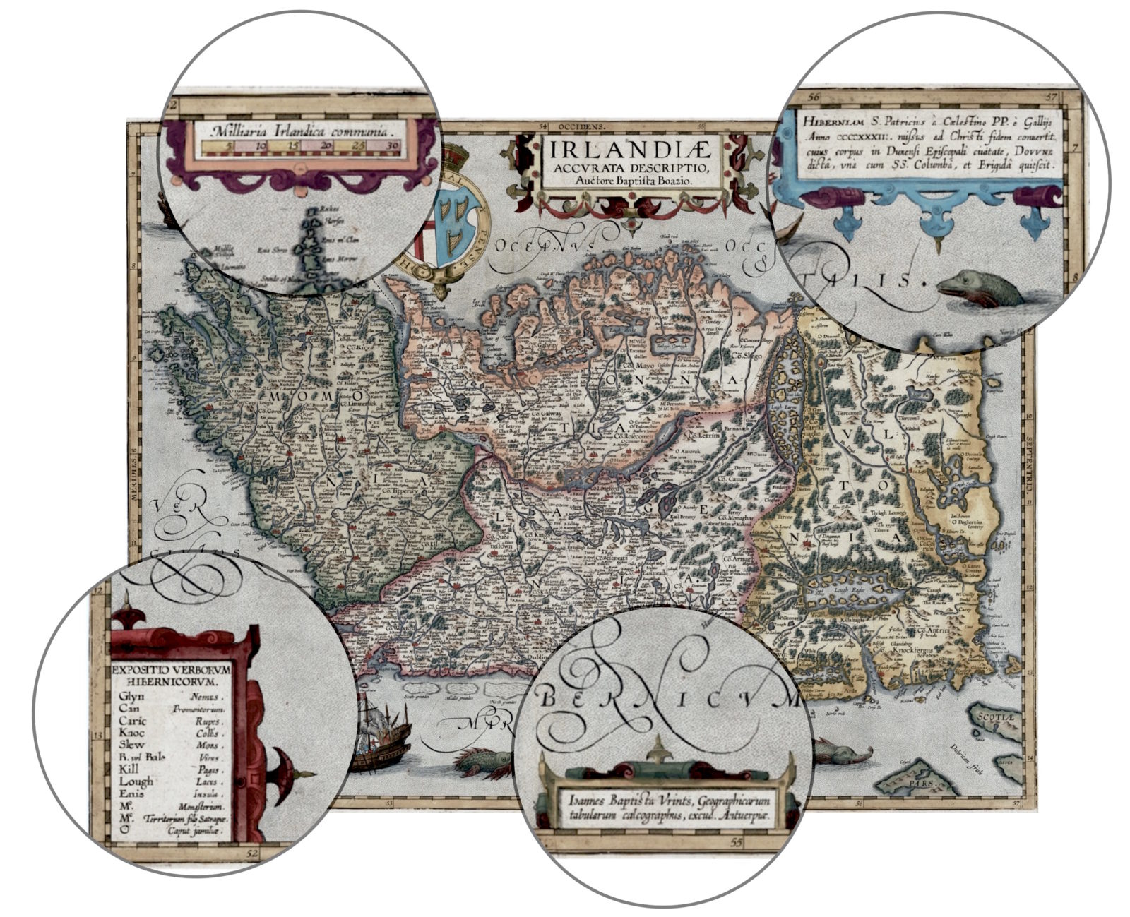 Cartina Geografica Antica.Cenni Sugli Elementi Che Compongono Una Carta Geografica Antica Idea Rare Maps