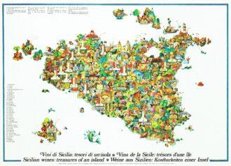 Cartina Sicilia Antica.Sicilia Archivi Idea Rare Maps