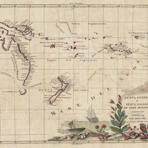 Nuova Guinea e Nuova Galles ed Isole Adjacenti