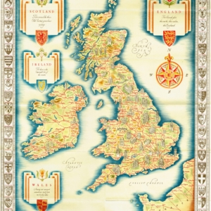 [Gran Bretagna] The British Isles