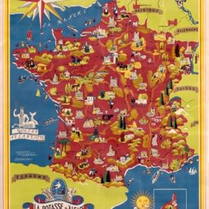 La Potasse d'Alsace Assure rendement et qualité par tout le sol de France