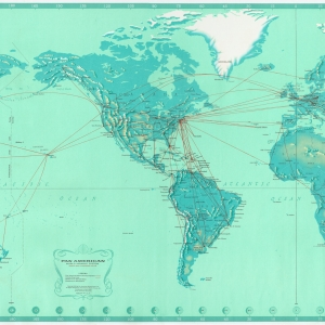 Pan American World Air System World's Most Experienced Airline