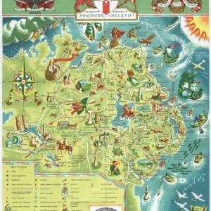 [Irlanda del Nord] Northern Ireland Map Folder