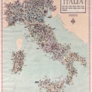 Carta Ideografica D'Italia