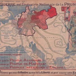 En 1788 Mirabeau disait deja: La Guerre est l'industrie Nationale de la Prusse